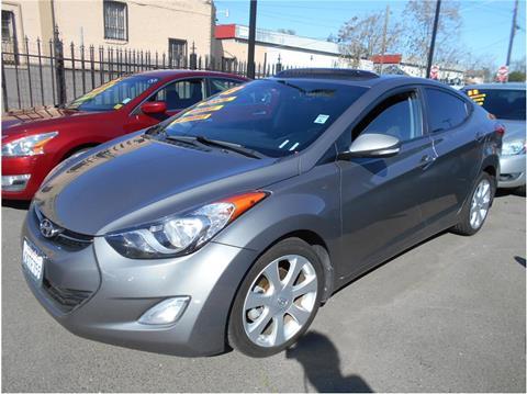 2013 Hyundai Elantra for sale in Stockton CA
