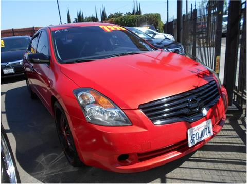 2009 Nissan Altima for sale in Stockton, CA