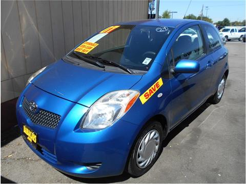 2007 Toyota Yaris for sale in Stockton CA