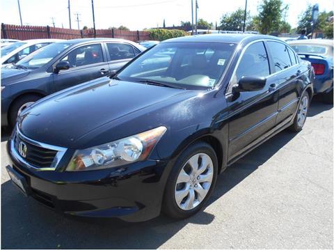 2008 Honda Accord for sale in Stockton CA
