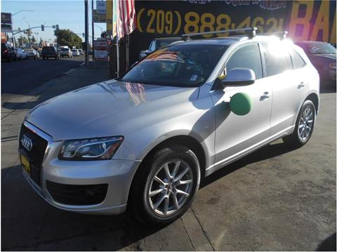 2009 Audi Q5 for sale in Stockton CA