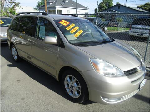 2005 Toyota Sienna for sale in Stockton, CA