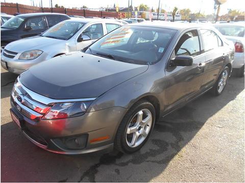 2012 Ford Fusion for sale in Stockton, CA