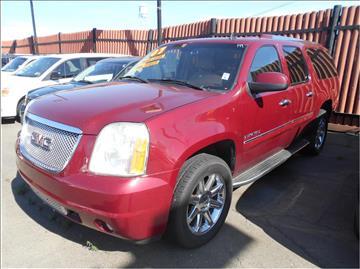 2007 GMC Yukon XL for sale in Stockton, CA