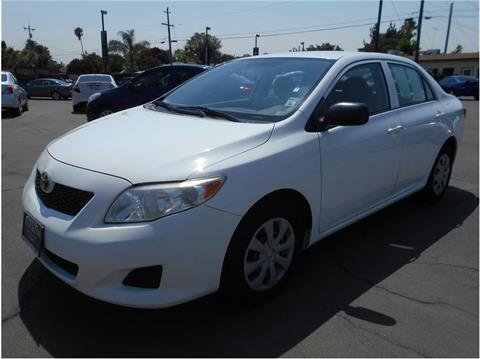 2009 Toyota Corolla for sale in Stockton, CA