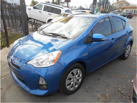2013 Toyota Prius c for sale in Stockton, CA