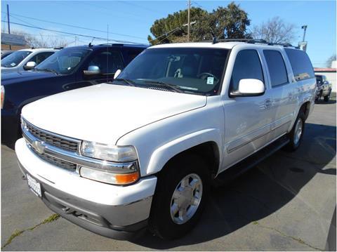 2006 Chevrolet Suburban for sale in Stockton, CA