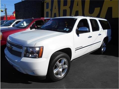 2012 Chevrolet Suburban for sale in Stockton, CA