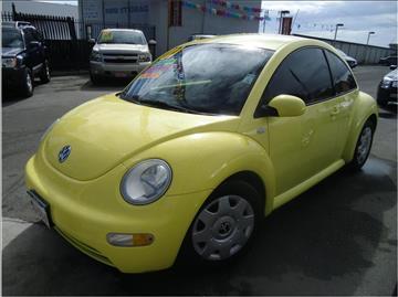 2001 Volkswagen New Beetle for sale in Stockton, CA