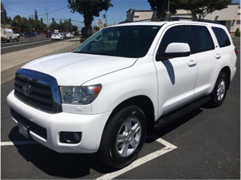 2012 Toyota Sequoia for sale in Stockton, CA