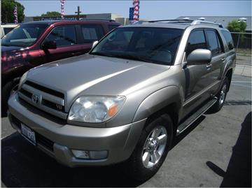 2004 Toyota 4Runner for sale in Stockton, CA