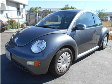 2005 Volkswagen New Beetle for sale in Stockton, CA