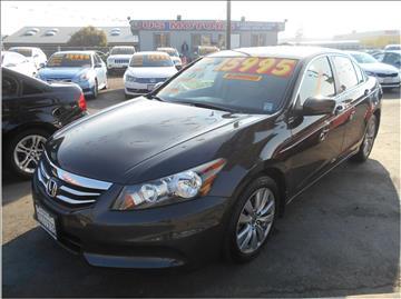2011 Honda Accord for sale in Stockton, CA