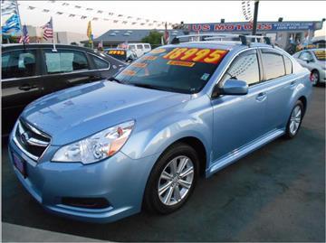 2012 Subaru Legacy for sale in Stockton, CA