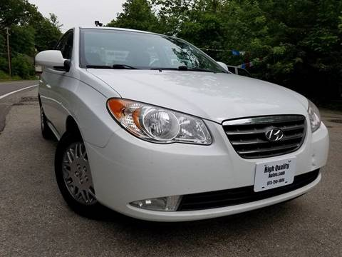 2009 Hyundai Elantra for sale at High Quality Auto Sales LLC in Bloomingdale NJ