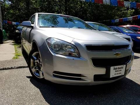 2010 Chevrolet Malibu for sale at High Quality Auto Sales LLC in Bloomingdale NJ