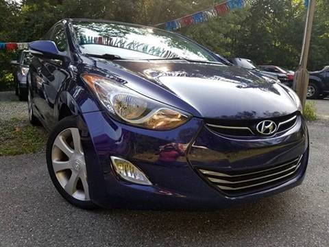2012 Hyundai Elantra for sale at High Quality Auto Sales LLC in Bloomingdale NJ