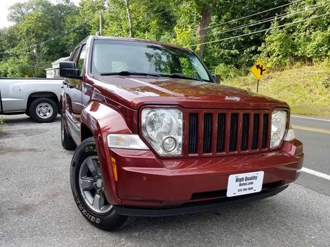 2009 Jeep Liberty for sale at High Quality Auto Sales LLC in Bloomingdale NJ