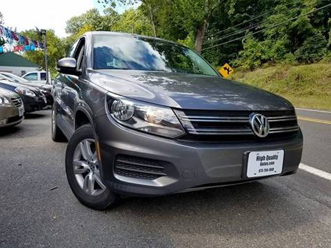 2012 Volkswagen Tiguan for sale at High Quality Auto Sales LLC in Bloomingdale NJ