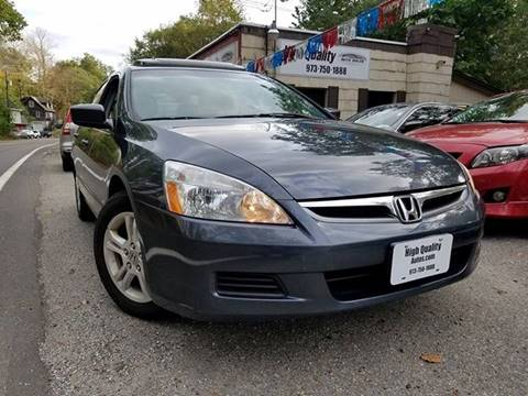2006 Honda Accord for sale at High Quality Auto Sales LLC in Bloomingdale NJ