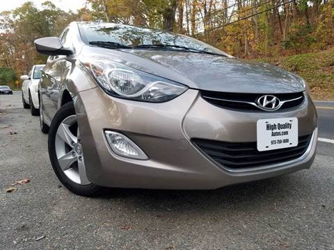 2013 Hyundai Elantra for sale at High Quality Auto Sales LLC in Bloomingdale NJ