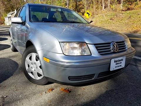 2004 Volkswagen Jetta for sale at High Quality Auto Sales LLC in Bloomingdale NJ