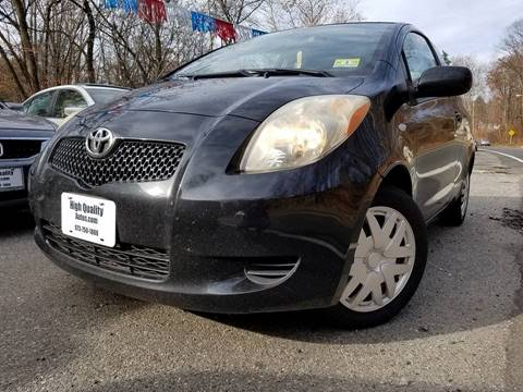 2007 Toyota Yaris for sale at High Quality Auto Sales LLC in Bloomingdale NJ