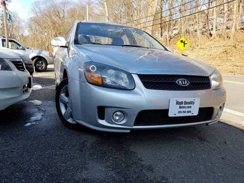 2009 Kia Spectra for sale at High Quality Auto Sales LLC in Bloomingdale NJ