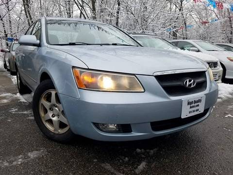 2006 Hyundai Sonata for sale at High Quality Auto Sales LLC in Bloomingdale NJ