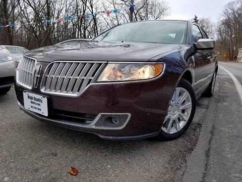2011 Lincoln MKZ for sale at High Quality Auto Sales LLC in Bloomingdale NJ