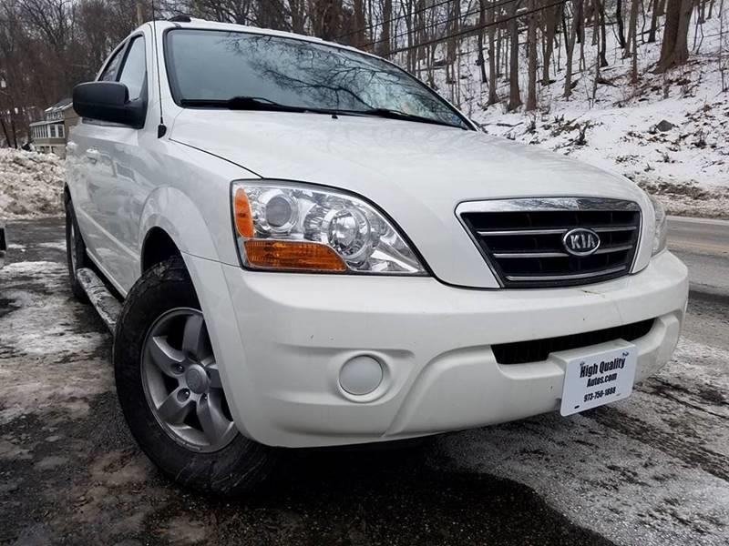 2008 Kia Sorento for sale at High Quality Auto Sales LLC in Bloomingdale NJ