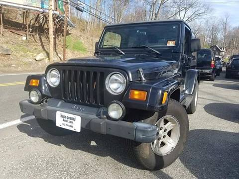 1999 Jeep Wrangler for sale at High Quality Auto Sales LLC in Bloomingdale NJ