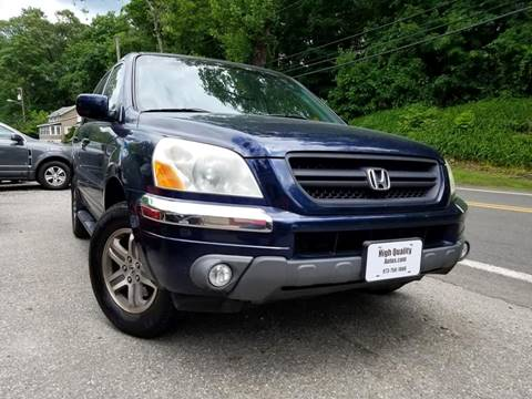 2004 Honda Pilot for sale at High Quality Auto Sales LLC in Bloomingdale NJ