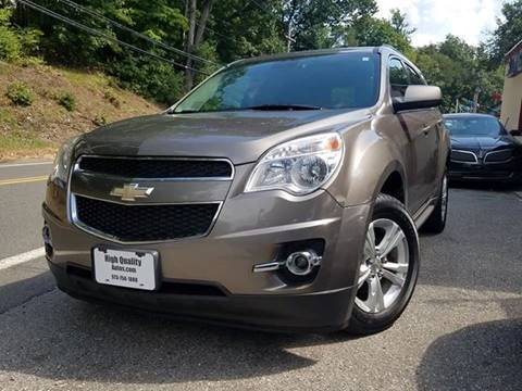 2012 Chevrolet Equinox for sale at High Quality Auto Sales LLC in Bloomingdale NJ