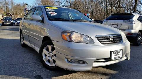 2008 Toyota Corolla for sale at High Quality Auto Sales LLC in Bloomingdale NJ