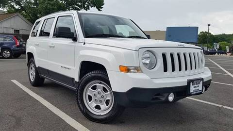 2013 Jeep Patriot for sale at High Quality Auto Sales LLC in Bloomingdale NJ