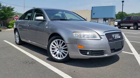 2006 Audi A6 for sale at High Quality Auto Sales LLC in Bloomingdale NJ
