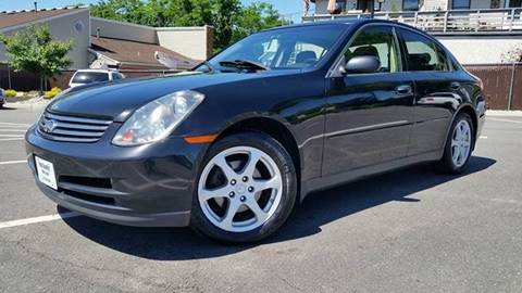 2004 Infiniti G35 for sale at High Quality Auto Sales LLC in Bloomingdale NJ