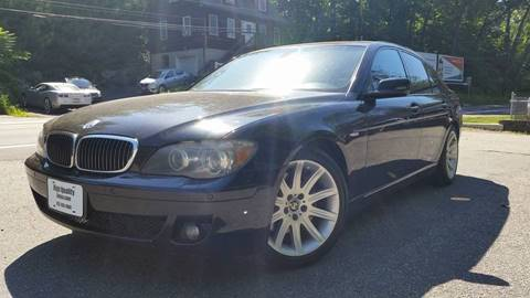 2006 BMW 7 Series for sale at High Quality Auto Sales LLC in Bloomingdale NJ