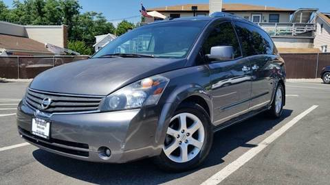 2008 Nissan Quest for sale at High Quality Auto Sales LLC in Bloomingdale NJ