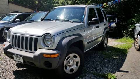 2004 Jeep Liberty for sale at High Quality Auto Sales LLC in Bloomingdale NJ