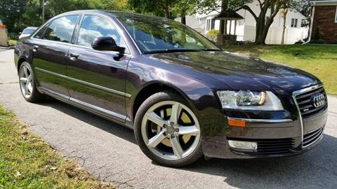 2008 Audi A8 L for sale at High Quality Auto Sales LLC in Bloomingdale NJ