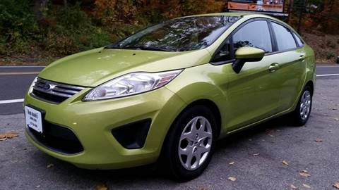 2012 Ford Fiesta for sale at High Quality Auto Sales LLC in Bloomingdale NJ