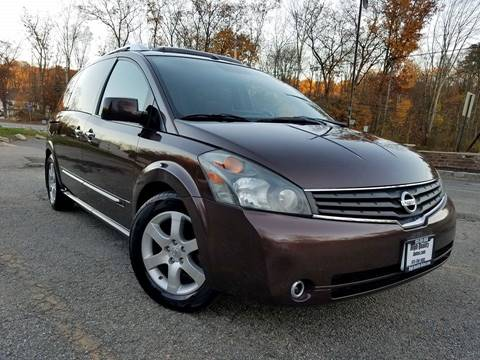 2007 Nissan Quest for sale at High Quality Auto Sales LLC in Bloomingdale NJ