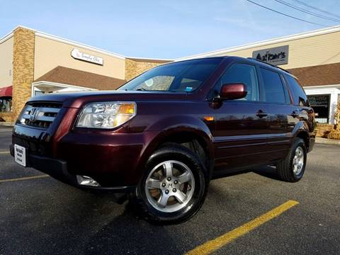 2007 Honda Pilot for sale at High Quality Auto Sales LLC in Bloomingdale NJ