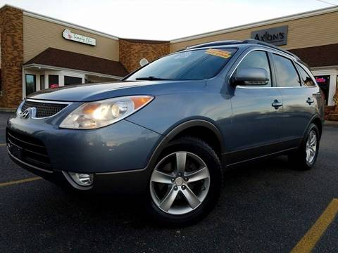 2007 Hyundai Veracruz for sale at High Quality Auto Sales LLC in Bloomingdale NJ
