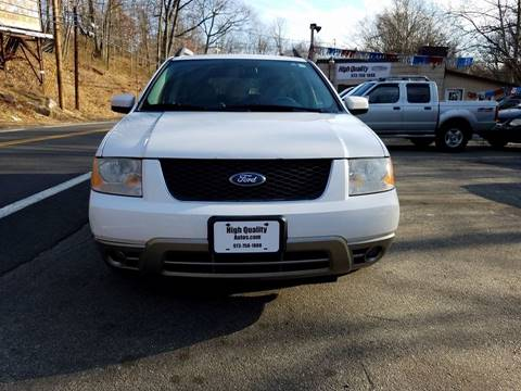 2006 Ford Freestyle for sale at High Quality Auto Sales LLC in Bloomingdale NJ
