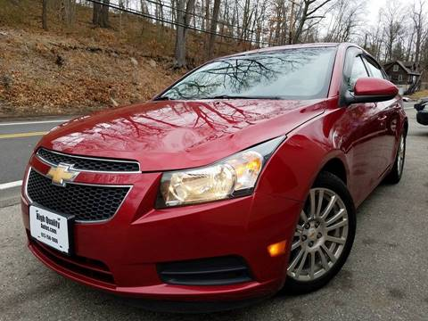 2011 Chevrolet Cruze for sale at High Quality Auto Sales LLC in Bloomingdale NJ