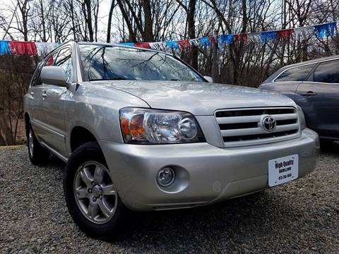 2007 Toyota Highlander for sale at High Quality Auto Sales LLC in Bloomingdale NJ