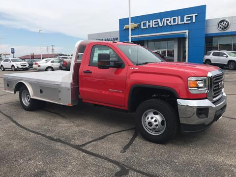 2017 GMC Sierra 3500HD for sale in Viroqua, WI